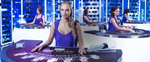 888 Elite Lounge powered by Evolution Gaming Live Casino Software